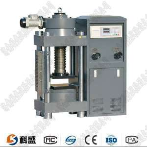 液压万能试验机的配件以及保养方法